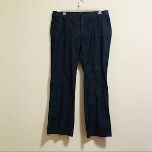 Eddie Bauer Modern Dark Jeans 18